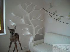 Półka drzewo 210x160x20cm