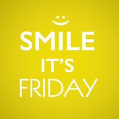 It's Friday!  Great day yesterday, me time tonight and date night tomorrow night.  Loving it!!!
