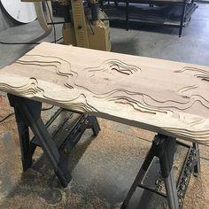 Trying something new...it's really messy#wip #design #industrial #map #metal #metalfab #woodandsteel #woodandmetal #woodwork #wood #woodworking #handcrafted #customdesign #lake #metalwork #customfurniture #minnesota #minneapolis #water #nofilter #modern #rustic #reclaimed #resin #river #ash #coffeetable #topography #rivertable #nofilter
