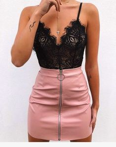 trendy party outfit night going out hair Night Out Outfit, Valentine's Day Outfit, Night Outfits, Summer Outfits, Dress Night, Party Outfits, Outfit Winter, Party Outfit Summer, Party Summer