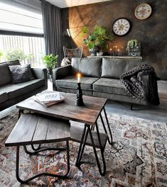 9 Miraculous Unique Ideas Industrial Sofa Grey industrial apartment ceiling Rustic Industrial Apartment industrial closet urban outfitters Industrial Shelving Bookshelves is part of Industrial livingroom - Industrial Closet, Industrial Interior Design, Industrial Apartment, Vintage Industrial Decor, Industrial House, Interior Design Living Room, Living Room Designs, Living Room Decor, Industrial Shelving