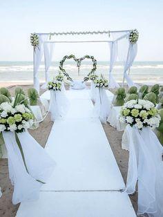 New Wedding Seating Ideas Ceremony Bridal Parties Ideas Wedding Reception Seating Arrangement, Wedding Altars, Wedding Ceremony Backdrop, Wedding Chairs, Wedding Seating, Wedding Venues, Wedding Church, Table Wedding, Party Wedding