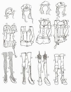 Victorian Paper Dolls Antique Fashion Paper Dolls Of The S