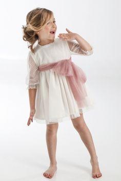 José Varón - Moda Infantil - Marca de ropa infantil Cute Toddler Girl Clothes, Modern Baby Clothes, Designer Baby Clothes, Baby Girl Birthday Dress, Baby Dress, Cute Girl Dresses, Little Girl Dresses, Kids Outfits Girls, Toddler Girl Outfits