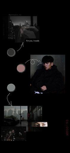 Korea Wallpaper, Astro Wallpaper, Mood Wallpaper, Black Wallpaper, Ji Chang Wook Smile, Ji Chan Wook, Park Hae Jin, Park Seo Joon, Suspicious Partner Kdrama