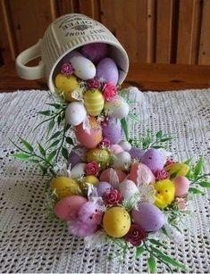 Ötletes Blog: Húsvéti tojásfolyondár