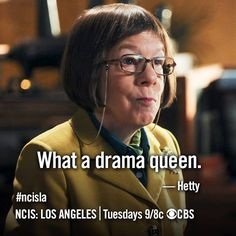5.06 - Big Brother Hetty about Deeks