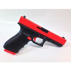 Red Glock 21SF 45 ACP Find our speedloader now!  http://www.amazon.com/shops/raeind