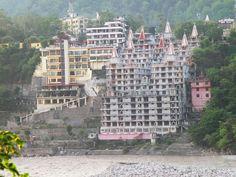Ganges. Ragisthan.