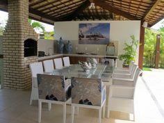 Casa com área verde, totalmente nascente, próximo à praia e à Vila. Sala ampla, lavabo, cozinha com freezer, completamente equipada. ... - Nº 347788