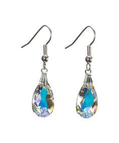 callura Aurora Borealis Drop Earrings With Swarovski® Crystals | zulily