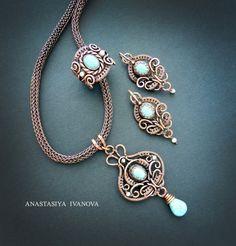 turquoise set by nastya-iv83.deviantart.com on @DeviantArt