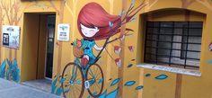Street Art Valencia Julieta