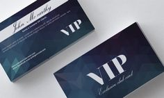 Polygon blue VIP card front and back template vector - https://www.welovesolo.com/polygon-blue-vip-card-front-and-back-template-vector/?utm_source=PN&utm_medium=welovesolo59%40gmail.com&utm_campaign=SNAP%2Bfrom%2BWeLoveSoLo