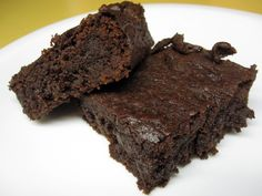 Fudgy Brownies - Type O sec and B sec...super yummy!!