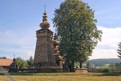 Cerkiew w Kwiatoniu | Beskid Niski #Kwiatoń #cerkiew #BeskidNiski #Poland #Polska