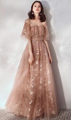 look at this and you will not be sorry you did. Grad Dresses, Ball Dresses, Ball Gowns, Evening Dresses, Designer Bridesmaid Dresses, 1950s Dresses, Prom Gowns, Homecoming Dresses, Vintage Dresses