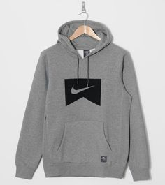 Buy  Nike Skateboarding SB Icon Overhead Hoody - Mens Fashion Online at Size?