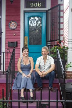 Brian & Emily's Art-Filled New Orleans Home — House Tour | Apartment Therapy