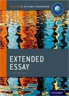 extended essay ib deadline