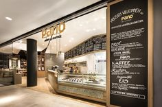 pano BROT & KAFFEE by DITTEL | ARCHITEKTEN, Stuttgart – Germany » Retail Design Blog