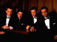 Mobsters Movie: Christian Slater -> 'Lucky' Luciano Patrick Dempsey -> Meyer Lansky Costas Mandylor -> Frank Costello Richard Grieco -> Bugsy Siegel