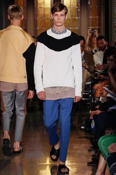 No. 21 | Spring 2015 Menswear Collection | Style.com