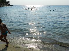 Greece, Sithonia, Spakies beach