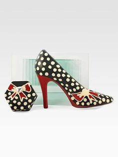 matching shoes and purses | Chocolate Shoe and Purse