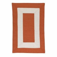 Colonial Mills CB93 Collection 14 Rust Rug Rug Size: 8' x 10' by Colonial Mills, http://www.amazon.com/dp/B003WXBOE8/ref=cm_sw_r_pi_dp_IxK.qb134JNQ0