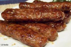 Cafe Munchkin » Homemade Skinless Longanisa (Filipino-Style Sausage)