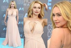 Hayden Panettiere in Maria Lucia Hohan