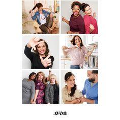 Avon Care, Leadership Programs, Sales Representative, Avon Online, Be Your Own Boss, Lady, Medium, Earn Money, Beauty