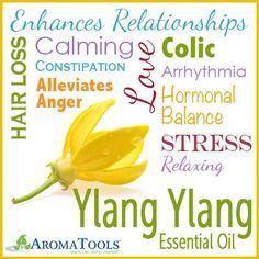 Essential Oil Spotlight: Ylang Ylang