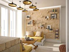 10 splendide mensole design per ogni ambiente. #mensoledesign #organizzarecasa https://www.homify.it/librodelleidee/227104/10-splendide-mensole-design-per-ogni-ambiente