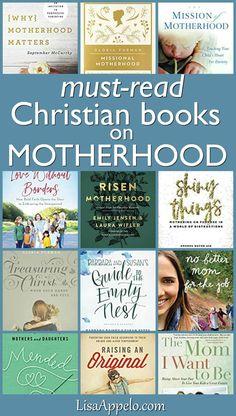 The Best Christian Books for Moms