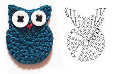 Patrones de Adornos Variados - Patrones Crochet