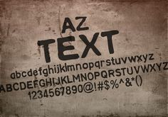 Check out AZ Text by Artistofdesign on Creative Market