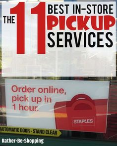 In-Store Pickup Services: These 11 Retailers Make the Grade Best Money Saving Tips, Saving Money, Money Tips, Ikea Gifts, Preparing For Retirement, Household Expenses, Pick Up In Store, Investing Money, Shopping Hacks