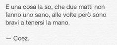 - Coez
