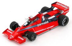 "The Brabham BT46 Alfa Romeo ""fan car"" as driven by John Watson in the 1978 Swedish Grand Prix.  John qualified in 2nd place but spun off on lap 19."