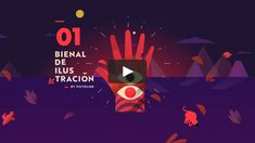 "This is ""Bienal de Ilustración - Pictoline"" by BASA on Vimeo, the home for high quality videos and the people who love them."