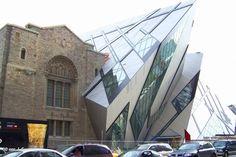 Postmodern Arch. Liebeskind