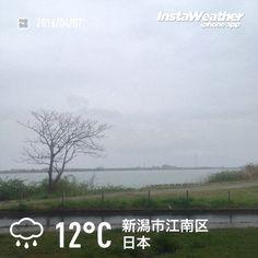 おはようございます! 雨模様の一日になりそうです〜(汗