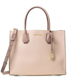 3fe915b3d40ae Michael Kors Mercer Large Tote   Reviews - Handbags   Accessories - Macy s