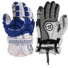 Warrior MacDaddy MD4 lacrosse Gloves