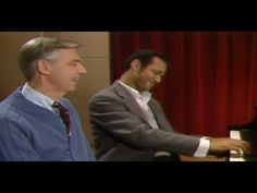 Mr. Rogers Visits Pianist André Watts - YouTube
