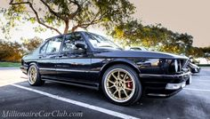 The First BMW M5 E28
