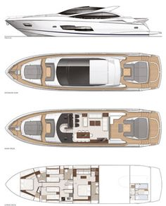 Big new sportscruiser will debut at the PSP Southampton Boat Show in September. Sunseeker Predator 80