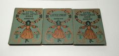 Vintage Books ( 3 ) Little Prudy Series  by Sophie May  | eBay